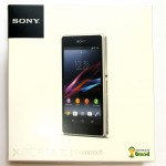 Sony Xperia Z1 Compact Verpackung