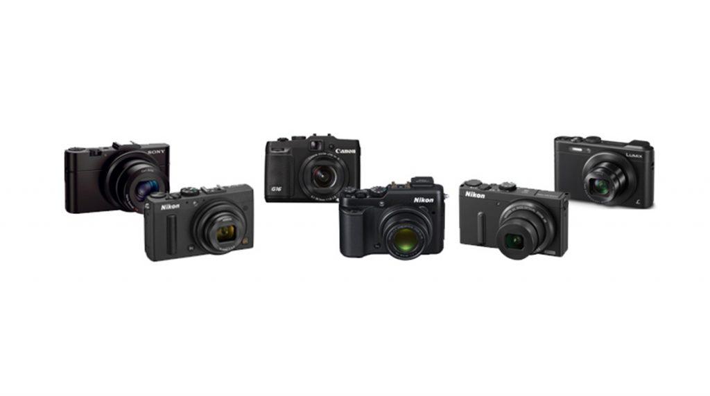 Stiftung Warentest: 13 Kompaktkameras im Test
