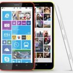 Nokia: Mittelklasse-Phablet Lumia 1320 ab sofort erhältlich