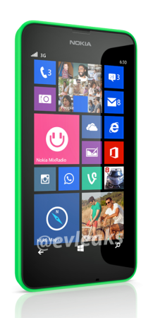 Windows Phone 8.1: Videos zeigen neuen Start-Screen-Look auf dem Lumia 630