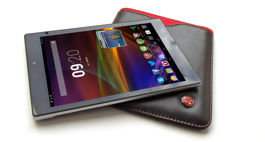 Prestigio Multipad 4 Diamond im Test: Edles Tablet mit 7,85″-Display und Telefonfunktion