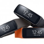 MWC 2014: Samsung zeigt Fitness-Armband Gear Fit