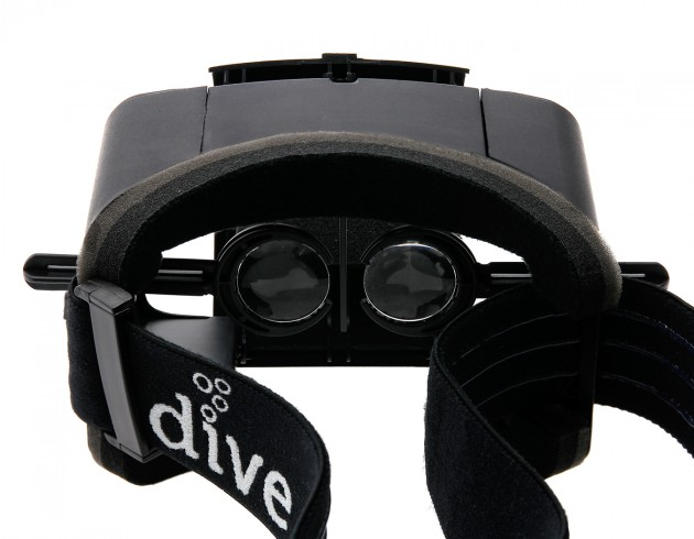 Durovis Dive 3D-Virtual-Reality-Brille