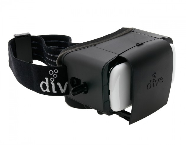 Durovis Drive 3D-Virtual-Reality-Brille