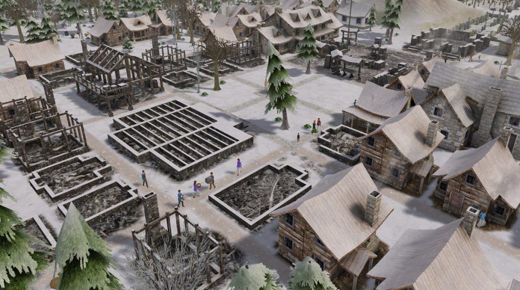 Angespielt: Banished – ein Aufbau-Strategiespiel der besonderen Art