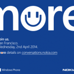 Nokia lädt zu Lumia-Event am 2. April in San Francisco