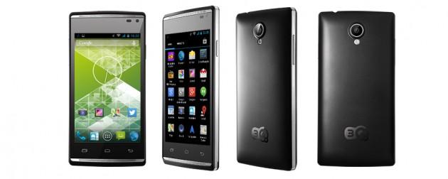 3Q S4 Smartphone mit 4-Zoll-Display