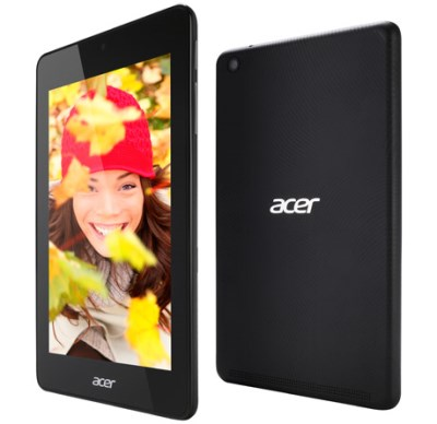 Acer Iconia One 7: 7-Zoll-Tablet mit Intel-Inside vorgestellt