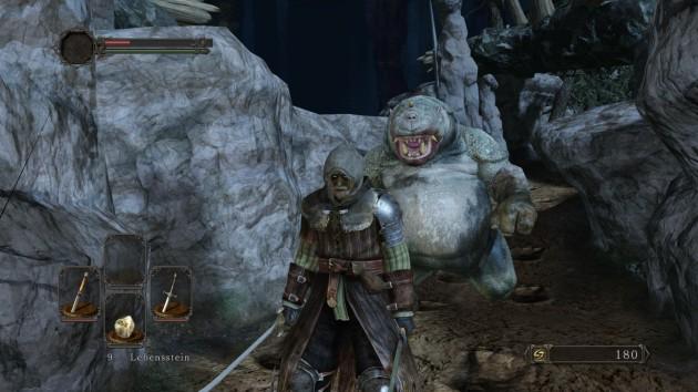 Kein Navi an Bord: Wer in Dark Souls II falsche Abzweigungen nimmt, bekommt es mit gefährlichen Gegnern zu tun.