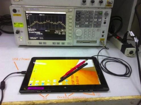 Bilder und technische Details des Lenovo ThinkPad Tablet 10 gesichtet
