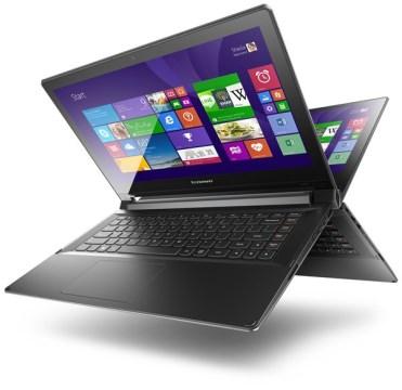 Lenovo präsentiert die Notebook-Serie IdeaPad Flex 2