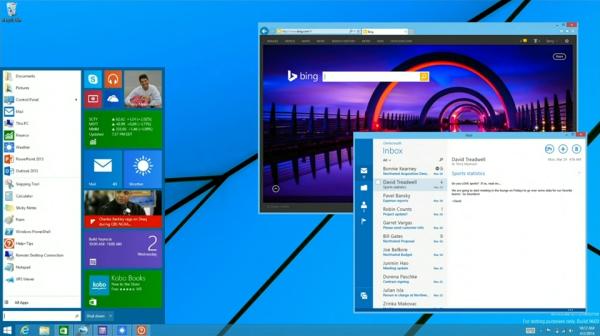 Kehrt das Windows-Startmenü erst 2015 zurück?