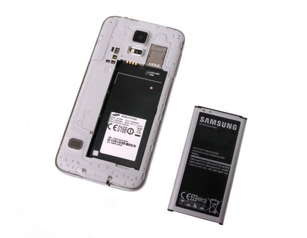Samsung Galaxy S5 Akkutausch