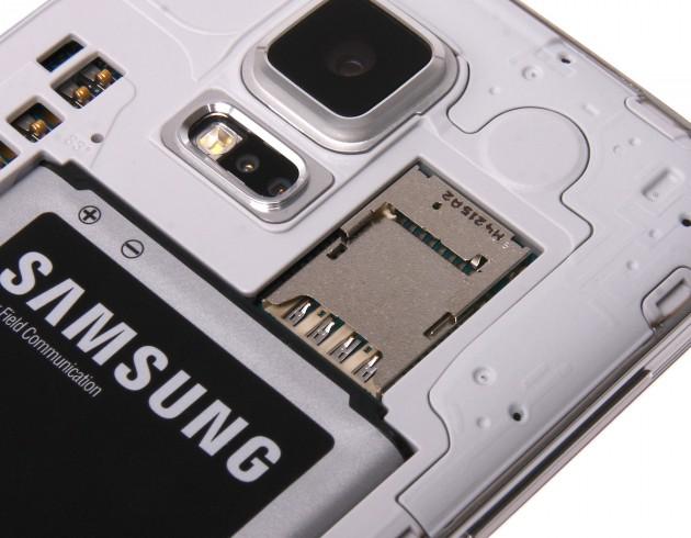 Samsung Galaxy S5 Innenleben