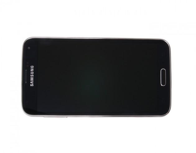 Samsung Galaxy S5 Quer