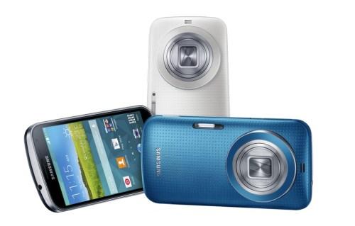 Samsung präsentiert das Galaxy K Zoom mit 20,7-MP-Kamera