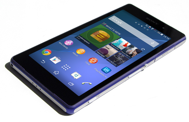 Test: Sony Xperia Z2 mit 4k-Video und digitaler Geräuschminimierung