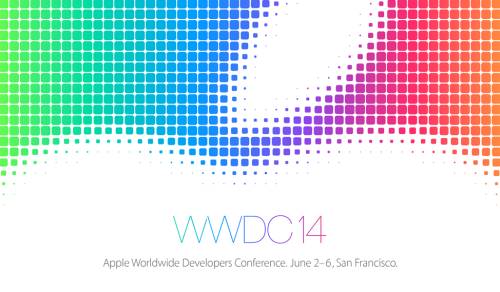 Apple: WWDC-Keynote am Montag, den 2. Juni 2014