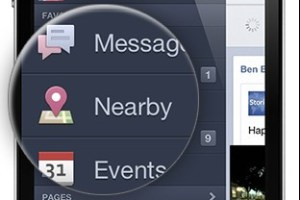Nearby Friends: Facebook will Freunde in der Nähe anzeigen