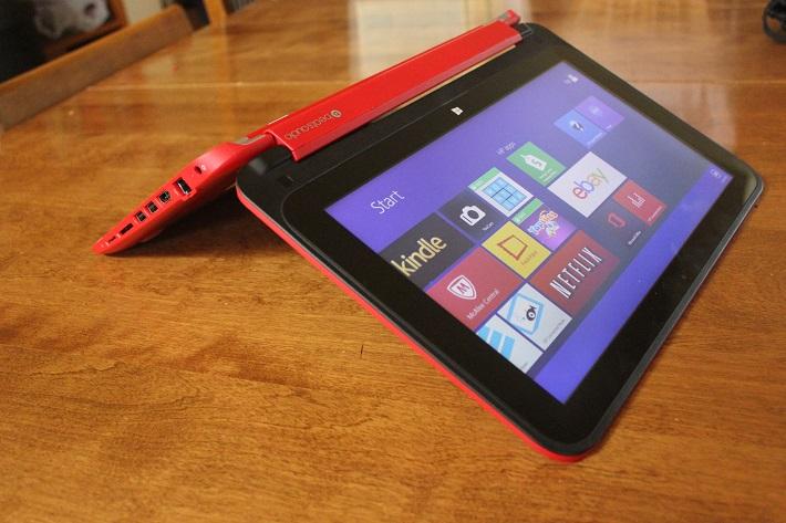 HP Pavilion x360: Einsteiger-Touch-Notebook ausprobiert