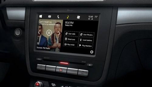 Windows in the Car: Microsoft stellt Konkurrenz für Apples CarPlay vor