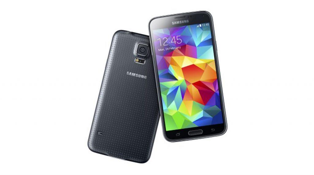 Fingerabdruckscanner des Samsung Galaxy S5 überlistet