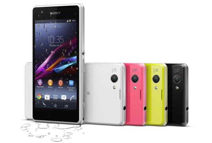 Sony gesteht vereinzelte Kamera-Probleme beim Xperia Z1 Compact ein