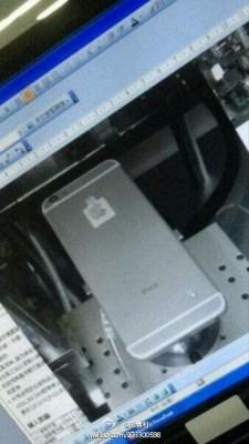 Bericht: iPhone 6 mit super-flachem Chassis erstmals abgelichtet