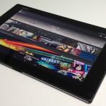 Sony Xperia Z2 Tablet ausprobiert