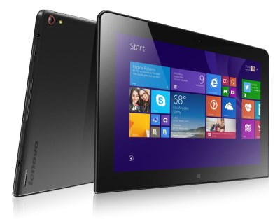 Lenovo stellt Business-Tablet ThinkPad 10 vor