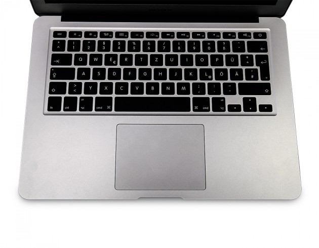 MacBook Air Tastatur und Trackpad