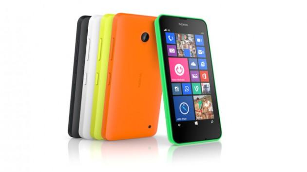 Smartphone-Nokia-Lumia-630