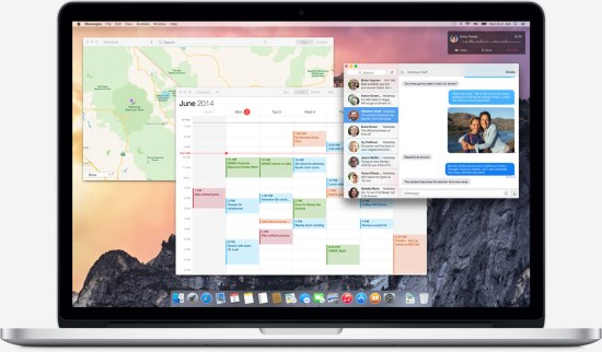 WWDC 2014: Apple enthüllt OS X 10.10 Yosemite