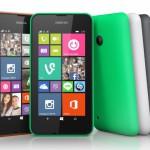 Microsoft stellt das 99-Euro-Smartphone Lumia 530 vor