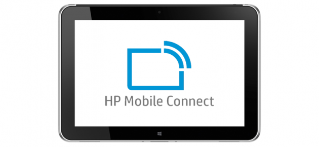 HP Mobil Connect