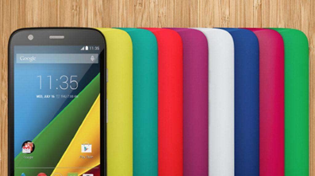 Motorola Moto G ab 21. Juli auch mit LTE erhältlich