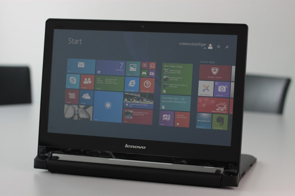 Angetestet: Lenovo Flex 2 14 Ultrabook