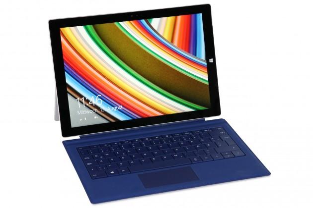 Platzräuber Microsoft Surface Pro 3