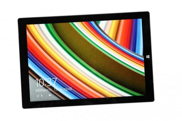 Microsoft Surface Pro 3 Vorderansicht