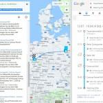 HERE Maps jetzt auch mit direkter Integration des Nah- und Fernverkehrs