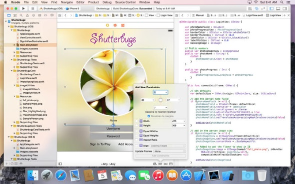 Apple_Screenshot_Xcode6_Yosemite