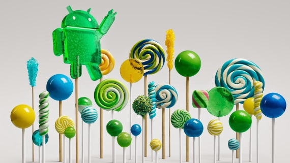 Google_Lollipop Forest