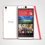 HTC stellt Selfie-Smartphone Desire EYE mit 13-Megapixel-Frontkamera vor