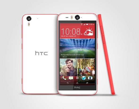 HTC Desire Eye Matt White_1