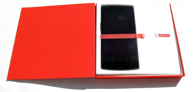 Oneplus One Box-1