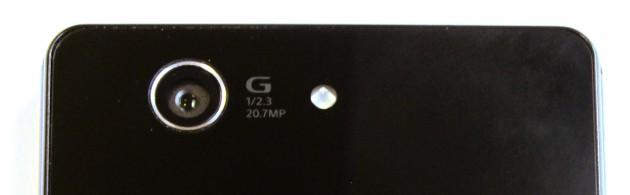 Sony Xperia Z3 Compact Camera