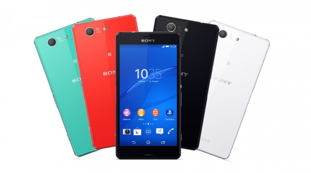 test sony xperia z3 compact smartphone. Black Bedroom Furniture Sets. Home Design Ideas