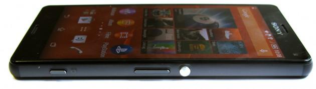 Sony Xperia Z3 Compact Seite