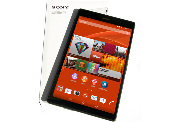 SONY Xperia Z3 Compact Tablet Fazit