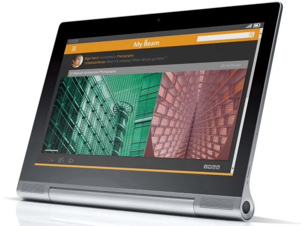 lenovo k ndigt neue yoga tablets mit windows und android an. Black Bedroom Furniture Sets. Home Design Ideas